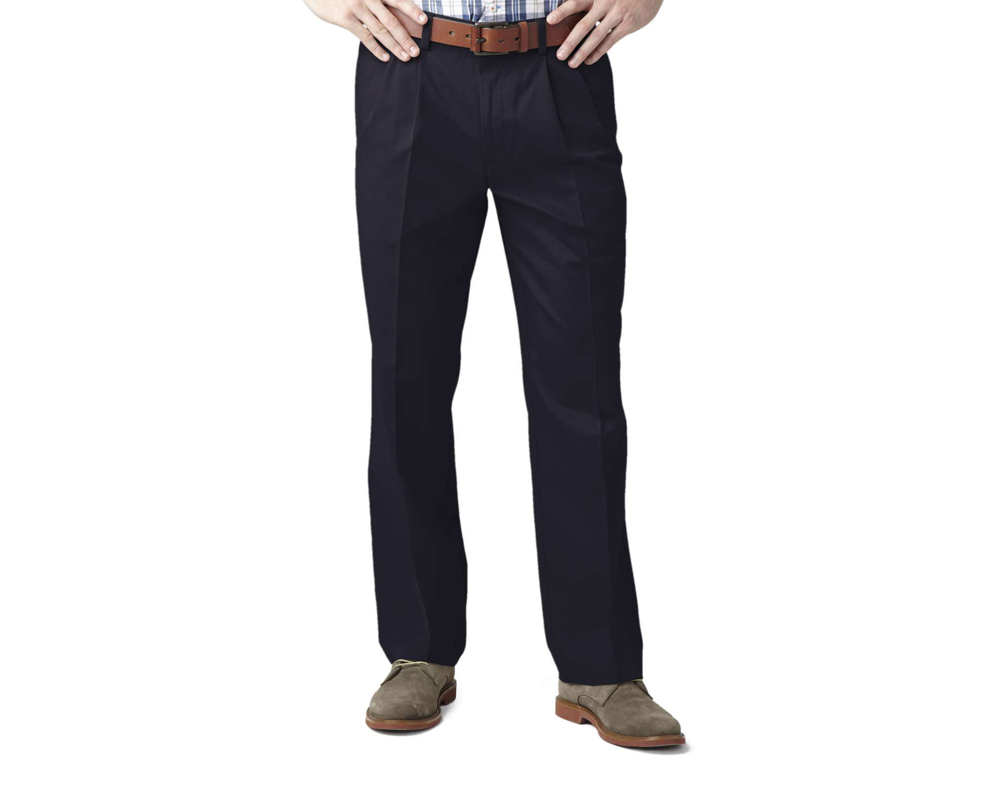 Dockers Easy Khaki Classic-Fit Pleated Pants