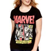 Short-Sleeve Graphic T-Shirt - Plus