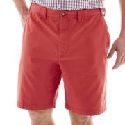 IZOD® Saltwater-Washed Shorts–Big & Tall