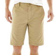 Lee® Comfort Flex Flat-Front Shorts