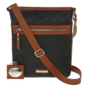 Rosetti® Tote It All Mid-Crossbody Bag