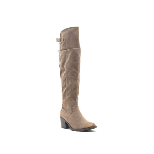Qupid Womens Over the Knee Boots