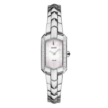 jcpenney.com | Seiko Womens Silver Tone Bracelet Watch-Sup329