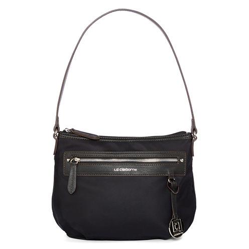 Liz Claiborne® Jess Top-Zip Handbag
