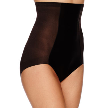 jcpenney.com | Naomi and Nicole Wonderful Edge® Firm Control High-Waist Briefs - 7125