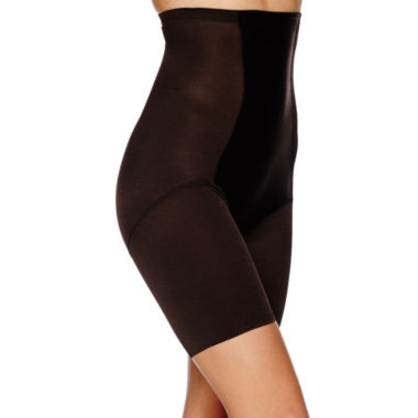 jcpenney.com | Naomi and Nicole Wonderful Edge® Firm Control High-Waist Thigh Slimmer - 7129