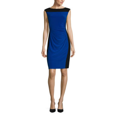 jcpenney.com | Ronni Nicole Cap-Sleeve Sheath Dress