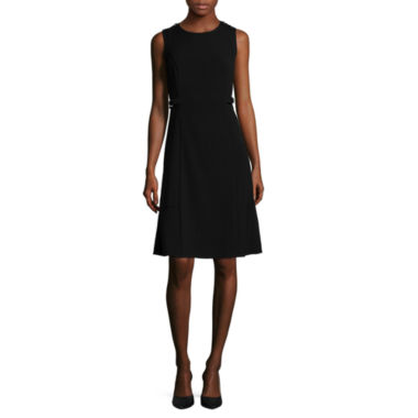 jcpenney.com | Alyx® Sleeveless Fit-and-Flare Dress