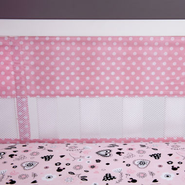 jcpenney.com | Crown Crafts Disney Crib Sheet Liner