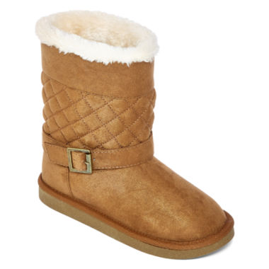jcpenney.com | Arizona Malu Girls Quilted Boots - Little Kids