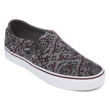 jcpenney.com | Vans® Womens Asher Woven Sneakers