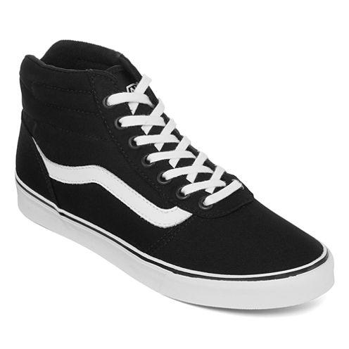 Vans® Womens Milton Hi-Top Sneakers