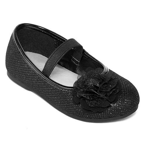 Christie & Jill™ Raina Girls Mary Jane Shoes - Toddler