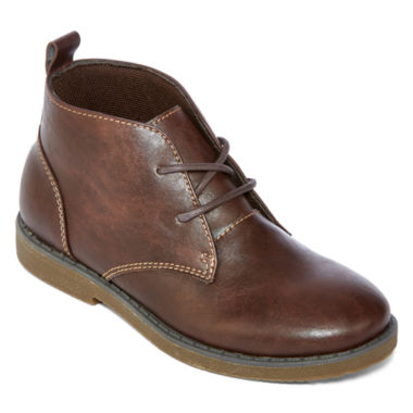 jcpenney.com | Arizona Mikey Boys Chukka Boots - Little Kids/Big Kids