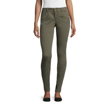 jcpenney.com | a.n.a® Zip Pocket Twill Pants