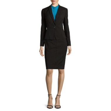 jcpenney.com | Worthington® Suit Jacket, Sleeveless Tie-Neck Blouse or Pencil Skirt