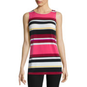 Worthington® Sleeveless Tunic