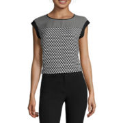 Worthington® Sleeveless Shell Top