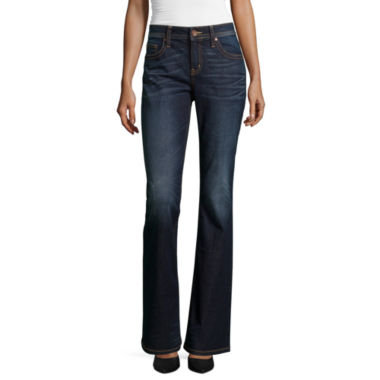 jcpenney.com | a.n.a Bootcut Jeans-Petites