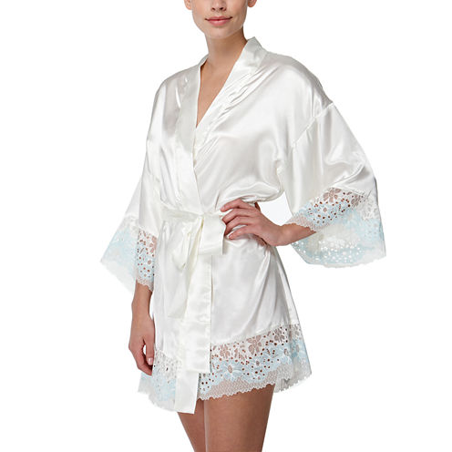 Charmeuse Kimono Robes