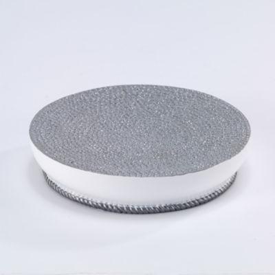 Avanti Dotted Circle Soap Dish