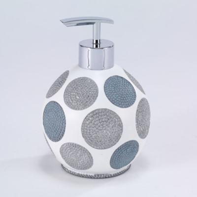 Avanti Dotted Circle Soap Dispenser