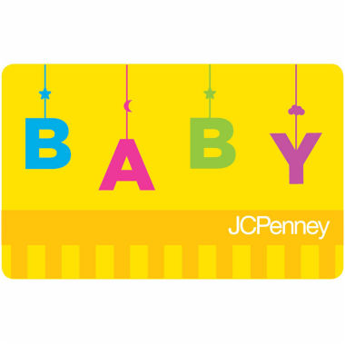 jcpenney.com | $10 Baby Mobile Gift Card