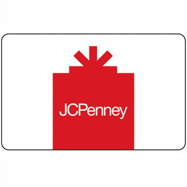 jcpenney.com | $25 JCP Red Gift Card