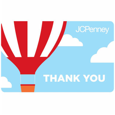 jcpenney.com | Hot Air Balloon Gift Card