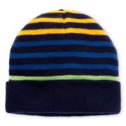 Okie Dokie® Reversible Knit Beanie - Boys