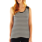 Susan Lawrence Striped Tank Top