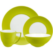 Waechtersbach Uno Color Block 16-pc. Dinnerware Set