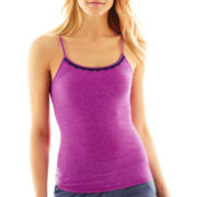 Flirtitude® Ribbed Sleep Cami