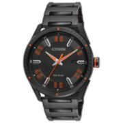 Citizen Mens Black Bracelet Watch-Bm6995-51e