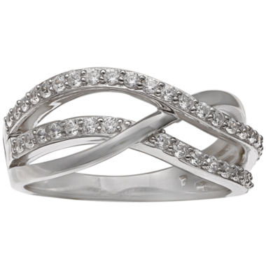 jcpenney.com | Silver Enchantment Silver Enchantment White Cubic Zirconia Sterling Silver