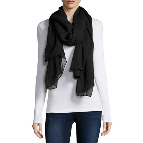 Mixit™ Pleated Solid Day Wrap