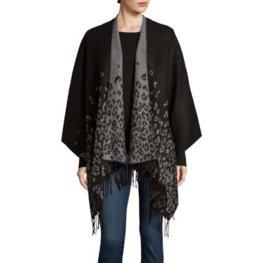 jcpenney.com | Mixit™ Gradiated Animal Print Wrap