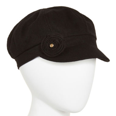 jcpenney.com | August Hat Company Flower Newsboy