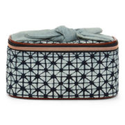 Side-Bow Cosmetic Bag