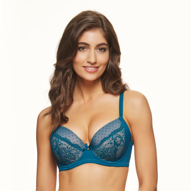 jcpenney.com | Perfects Stacy Underwire Demi Bra-9313714052816