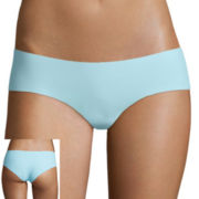 Flirtitude® No Show Hipster Panties
