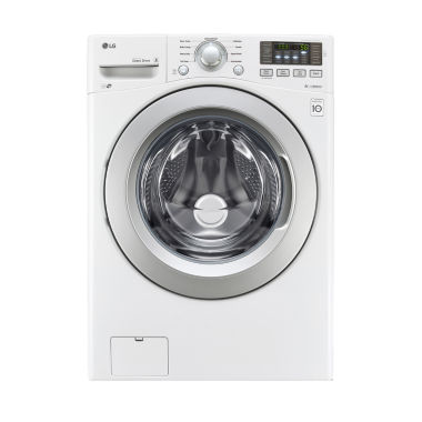 jcpenney.com | LG 4.5 cu.ft. Ultra-Large Capacity Front- Load Washer with Coldwash™ Technology