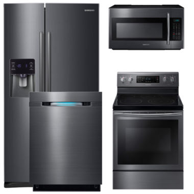 jcpenney.com | Samsung 4-pc. Gas Kitchen Package