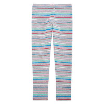 Okie Dokie® Classic Leggings - Preschool Girls 4-6x