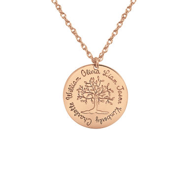 jcpenney.com | Womens 10K Gold Pendant Necklace