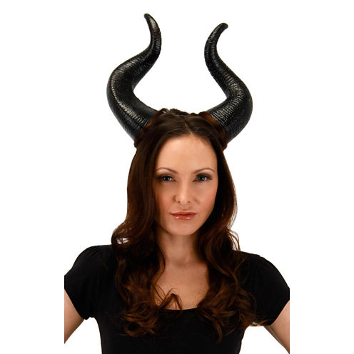 Maleficent Horns Womens 2-pc. Dress Up Accessory