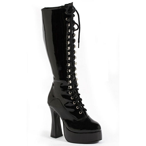 Easy (Black) Adult Boots - 10