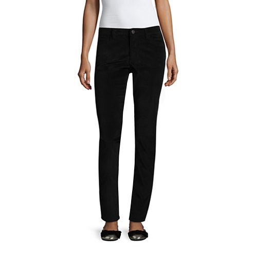 Libby Edelman Velvet Skinny Pants