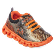 Realtree® Lil Firefly Boys Lighted Camo Athletic Shoes - Toddler