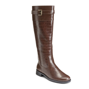 jcpenney.com | A2 by Aerosoles® High Ride Knee-High Womens Boots